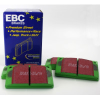 4 PISTON CALIPER - EBC GREENSTUFF BRAKE PADS