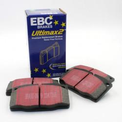 ELAN M100 EBC ULTIMAX FRONT BRAKE PADS