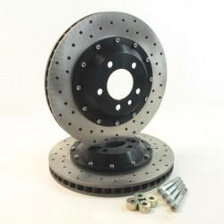 ESPRIT '93> 320mm FRONT DISC/BELL UPGRADE KIT (BREMBO CALIPER)