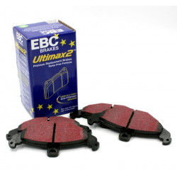 ELISE EBC ULTIMAX BREMBO CALIPER REAR PADS
