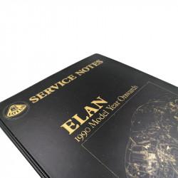 ELAN M100 SERVICE NOTES MANUAL